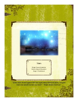 Stars Themed Nature Education Unit-Stage 2 (Magic Forest Academy)
