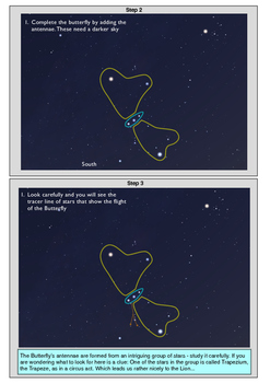 Learn Stars and Constellations using amazing night sky pictures. S1. March
