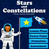 Stars and Constellations - Three Lesson Mini-Unit