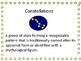 Stars and Constellations- posters and worksheets