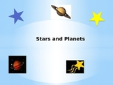 Stars and Planets Powerpoint