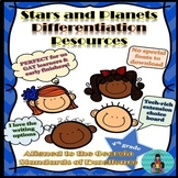 Stars and Planets Unit Extension Resources