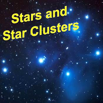 Stars and Star Clusters
