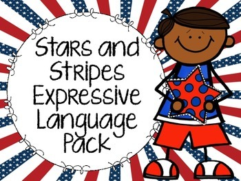 Stars and Stripes Expressive Language Pack