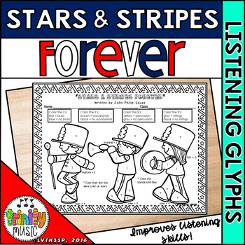 Stars and Stripes Forever (Listening Glyphs)