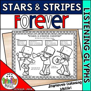 Stars and Stripes Forever (Listening Glyphs)