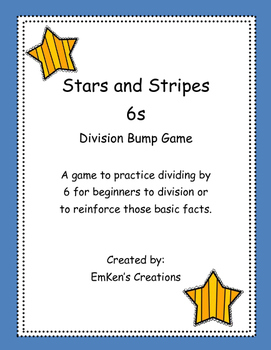 Stars and Stripes Sixes Division Bump