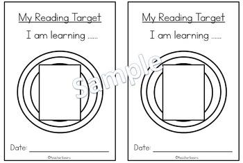 Stars and Targets K Bundle 2 - Reading Strategies