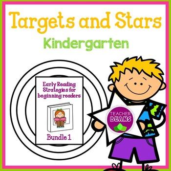 Stars and Targets Bundle 1 - Reading Strategies