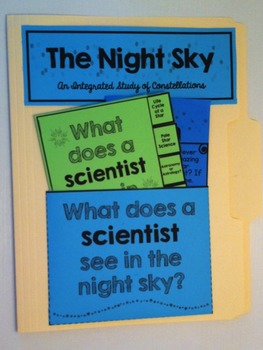 Astronomy, Stars and Universe: A Spiral Studies Mini-Unit