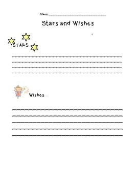 Stars and Wishes Teacher Comments