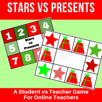 Stars vs Presents | Student vs Teacher Game for Online ESL Teachers | VIPKid