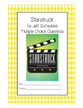 Starstruck Multiple Choice Questions High Interest Low Reading Level