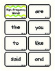Start Smart High Frequency Words