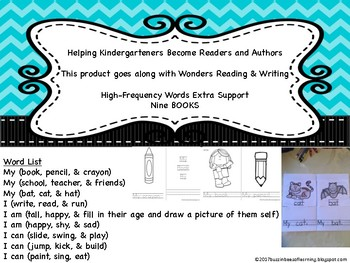 Start Smart Little Readers/Writers with HF words (weeks 1-3)