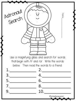Start Smart, Wonders, 1st Grade, First Three Weeks, Printables