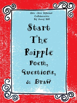 Start The Ripple: Poem, Questions, Draw