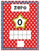 Star Themed Numbers Charts 0-10