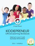 Start Thinking: Pre-Business Plan Worksheet For Kids
