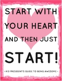 Start With Your Heart POSTER