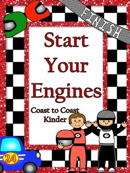 Cars- Start Your Engines