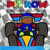 PIT ROW Punctuation Game