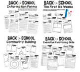 Everything You Need to Start the Year | Back to School BUNDLE