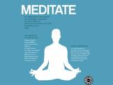 Start a Meditation Group / Teach Meditation / Mindfulness (Resource Pack) [SMSC]