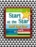 Start at the Star Level 3 Early Writing