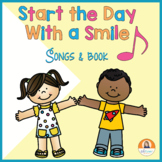 Back to School Classroom Community Music and Book Set | Distance Learning