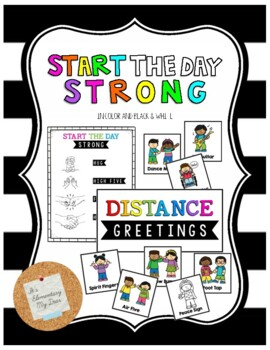 Start the Day off Strong: Student Greeting Options