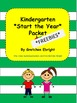 Start the Year Kindergarten Freebies