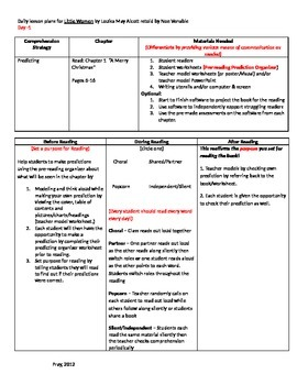 Start-to-Finish Teacher Lesson Plan for Guided Reading for