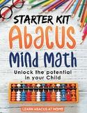 Starter Kit - Lessons & Worksheets for Japanese Abacus aka