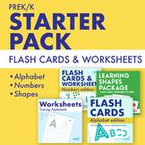 Starter Pack - PreK/K