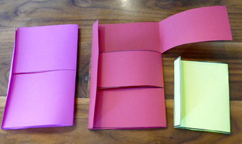 Starter Pack of Flaps and Folds For Interactive Notebooks