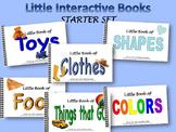 Starter Set LITTLE INTERACTIVE BOOKS