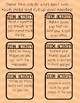 Starter Stem Task Cards