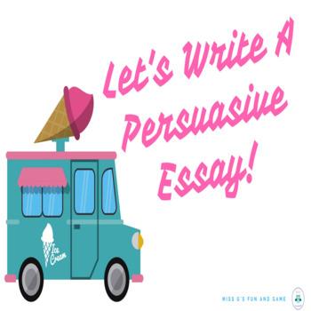 Persuasive Essay Mini Lesson