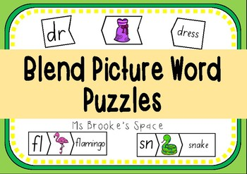 Starting Blend Puzzles