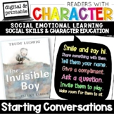 Starting Conversations - Character Education | Social Emotional Learning SEL
