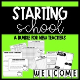 Starting School: A Bundle for New Teachers