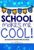 School Makes Me Cool (Starting School Booklet)