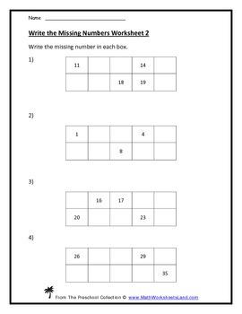 Starting To Count Teacher Worksheet Pack