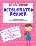 Starting Up and Organizing Accelerated Reader Printables *FREEBIE*