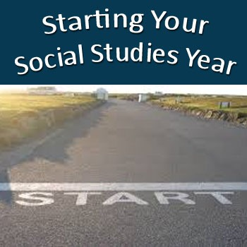 Starting Your Year - Social Studies