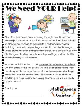 Starting a Makerspace/ Innovation/ STEM Center