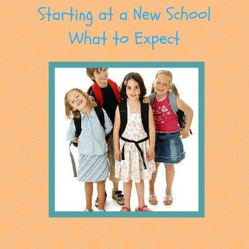 Starting at a New School What to Expect