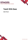 Starting the Year - Teach with Ease