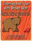 Starting the Year with Brown Bear